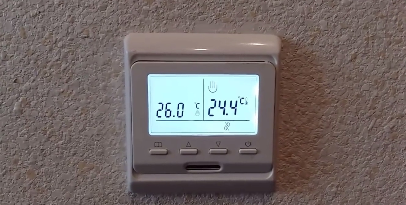 Терморегулятор для теплого водяного пола поможет избежать перегрева теплоносителя